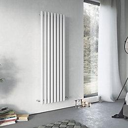 Ximax Vulkan Vertical Radiator White, (H)1800 mm (W)585