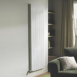 Ximax Quadro Vertical Radiator White, (H)1800 mm (W)590
