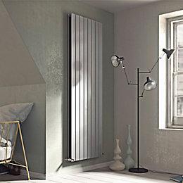 Ximax Vertirad Duplex Vertical Radiator Silver, (H)1800 mm