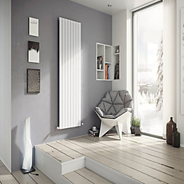 Ximax Vertical/Horizontal Radiator White (H)1800 mm (W)670 mm