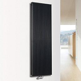 Ximax Triton Duplex Vertical Radiator Anthracite, (H)1800 mm