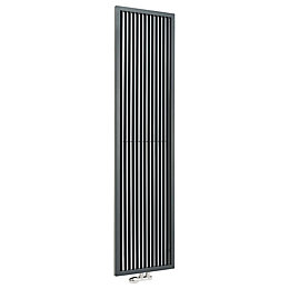 Ximax Crea Vertical Radiator Anthracite, (H)1800 mm (W)460