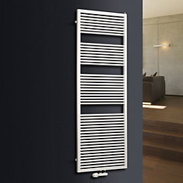 Ximax Vesta White Towel Warmer (H)1270mm (W)600mm