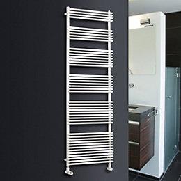 Ximax Calido White Towel Warmer (H)1160 (W)600 mm