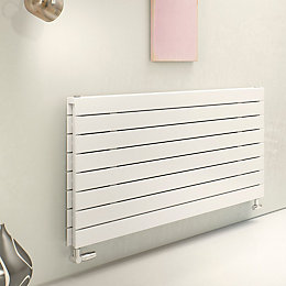 Ximax Vertirad Horizontal Radiator White, (H)1500 mm (W)595