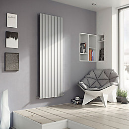 Ximax Vertirad Universal Vertical Radiator Chrome, (H)600 mm