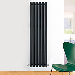 Ximax Supra Vertical Radiator Anthracite, (H)1500 mm (W)470