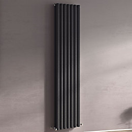 Ximax Champion Vertical Radiator Anthracite, (H)1800 mm (W)294