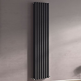 Ximax Champion Vertical Radiator Anthracite, (H)1800 mm (W)526
