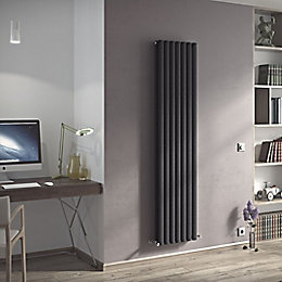 Ximax Champion Duplex Vertical Radiator Anthracite, (H)1800 mm