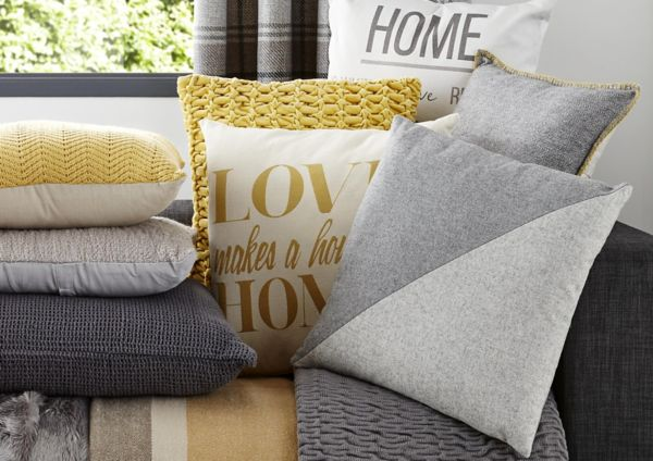 Cushions, Throws & Furnishings