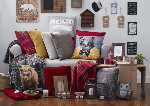 Whistlers Lodge Decor Collection