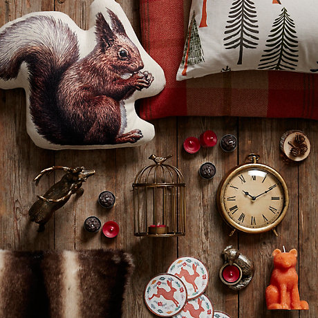 Forest Friends Decor Collection