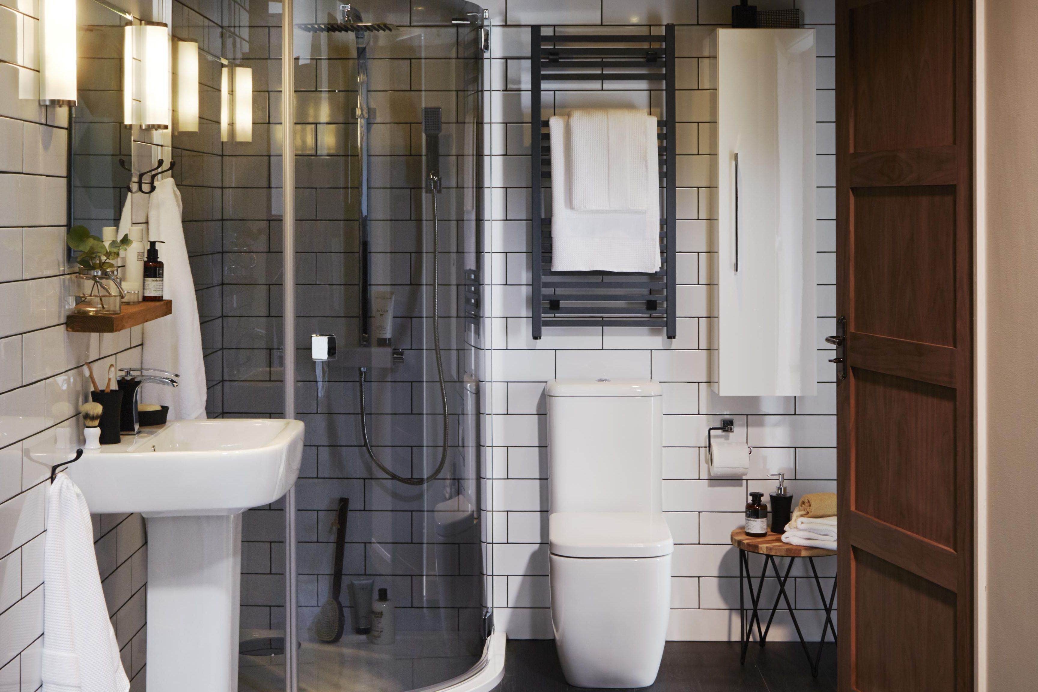 Image of Affini bathroom suite