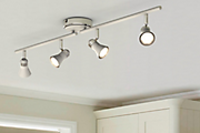 How to fit spotlights