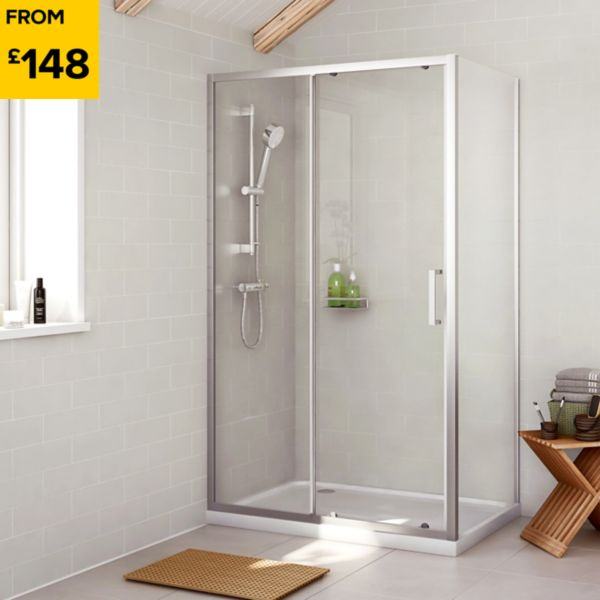 Exuberance Shower Enclosures
