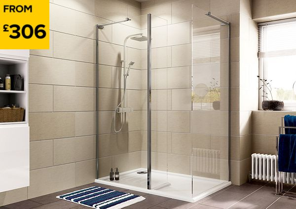 Luxuriant Shower Enclosures