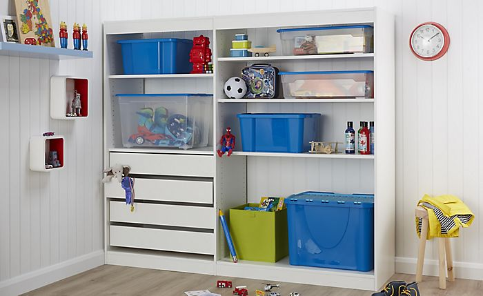 Perkin storage furniture range