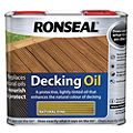 Ronseal Natural Pine Decking Oil 2.5L