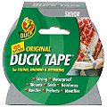 Duck Original Silver Tape (L)50m (W)50mm
