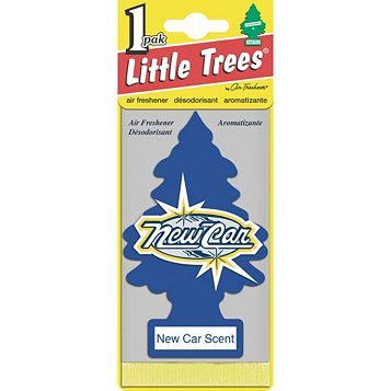 Little Trees Air Freshener, New Car