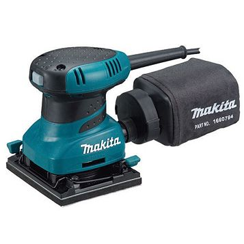 Makita 240V Corded Palm Sander BO4555/2