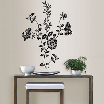 Wallpops Brocade Wall Sticker x (W)109cm
