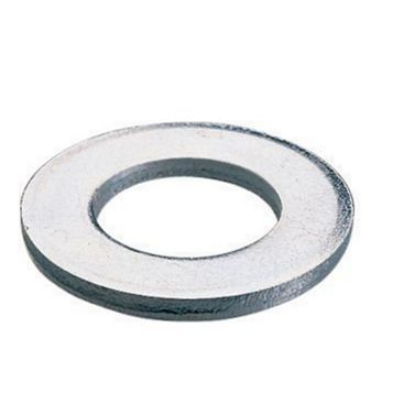 M6 Flat Washer, Pack of 100