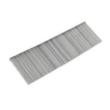 15mm Galvanised Brad Nails, Pack of 5000