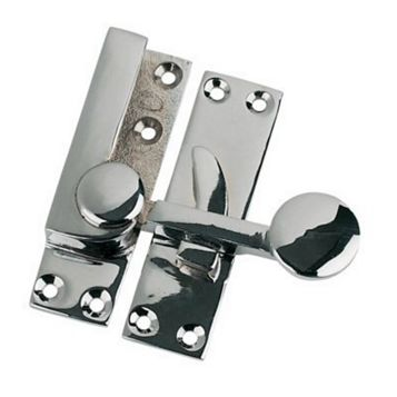 Chrome Sash Fastener
