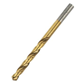 Erbauer Ground HSS Drill Bit (Dia)6mm (L)93mm, Pack of 5
