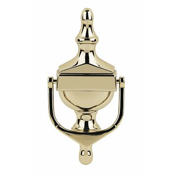 Urn Gold Knocker