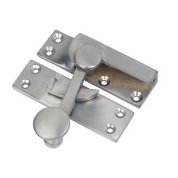 Satin Chrome Sash Fastener