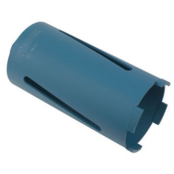 Erbauer Blue Diamond Core Drill Bit (Dia)78mm