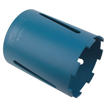 Erbauer Blue Diamond Core Drill Bit (Dia)127mm