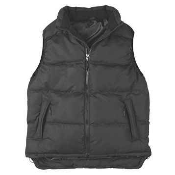 Site Black Gilet Body Warmer Extra Large
