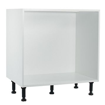 IT Kitchens White Multi-Drawer Base Cabinet (W)800mm
