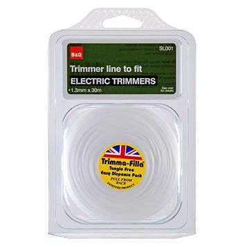 Trimmer Line to Fit Electric Trimmers (T)1.3mm