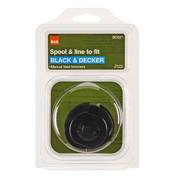 Spool & Line to Fit Black & Decker Models (T)1.3mm