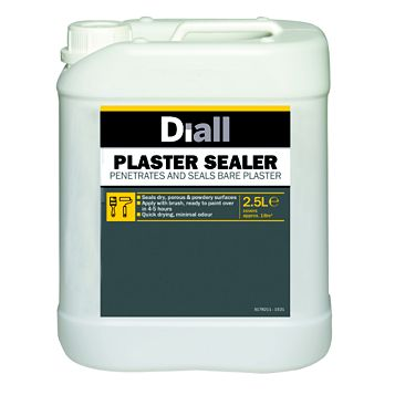 Quick Dry Ready to Use Plaster Sealer 2.5L