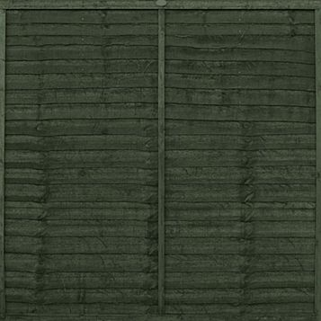 Shed & Fence Stain Forest Green, 9L