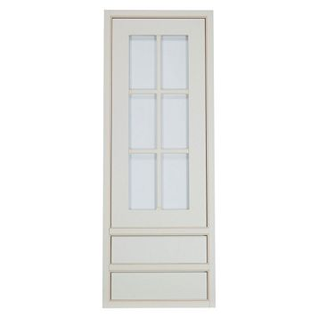 Cooke & Lewis Woburn Framed Tall Dresser Door & Drawer Front (W)500mm, Set of 3