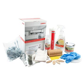 Unika Worktop Installation & Maintenance Kit