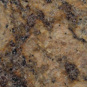 40mm Speedstone Giallo Veneziano Kitchen Worktop (L)1.04m (D)605mm