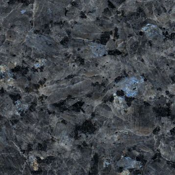 40mm Speedstone Blue Pearl Kitchen Worktop (L)1.04m (D)605mm