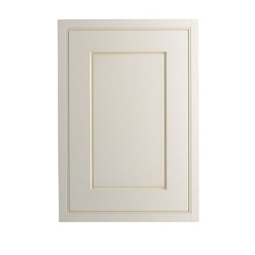 Cooke & Lewis Woburn Framed Fixed Frame Standard Door (W)500mm