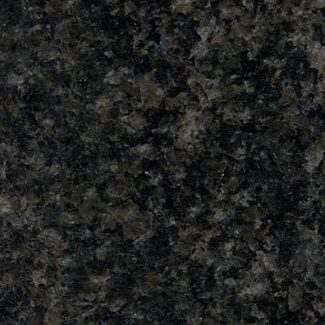 40mm Speedstone Emerald Black Kitchen Worktop (L)1.04m (D)605mm