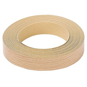 IT Kitchens Classic Chestnut Effect Edging Tape (L)1000mm