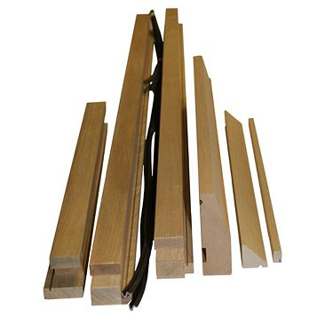 Veneer External Door Frame, (H)2074mm (W)932mm