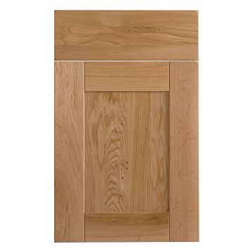 Cooke & Lewis Chesterton Solid Oak Drawerline Door & Drawer Front (W)450mm, Set of 2